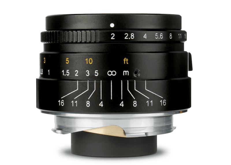 35mmF2.0単焦点レンズ