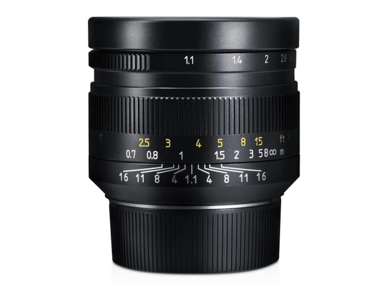 50mmF1.1単焦点レンズ
